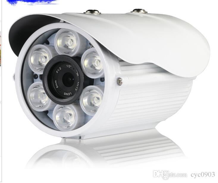 """Caméra IP 1/3 """"CMOS 960P 1.3Mp extérieure étanche à la lumière nocturne 3Arrays IR60M"""