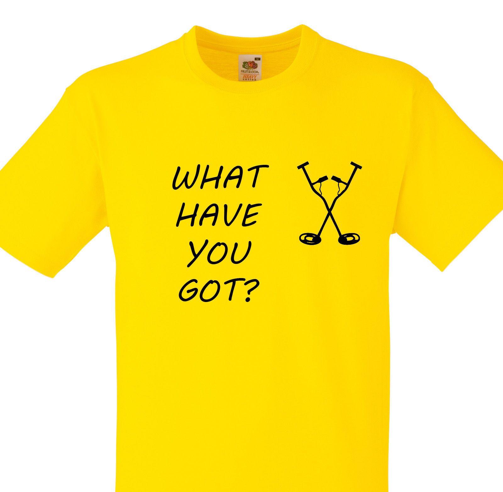 Metal Detecting T-Shirt: Heavy Metal tshirt tee shirt LazyCarrot