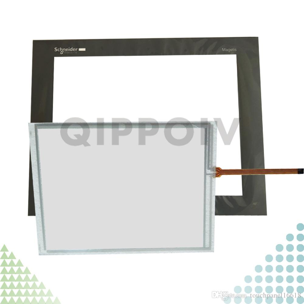 HMIGTO6310 HMIGT06310 Neue HMI-SPS Touchscreen-Panel und Front-Etikett