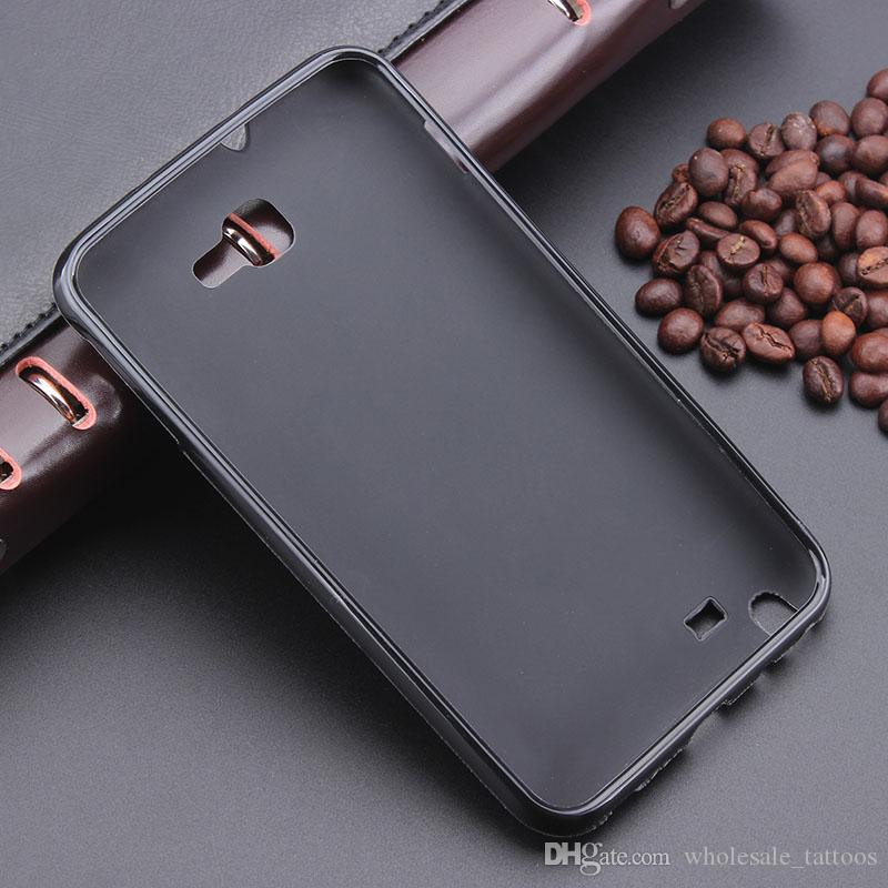 Nowy Kolorowy Clear Soft TPU Pudding Telefon komórkowy Case dla Moto E5 Play E5 Plus G6 Play Google Pixel 3XL 3 HTC One X10 Sony Xperia E4G Case