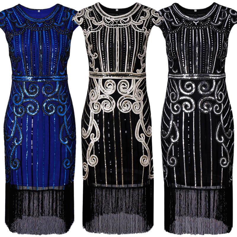 Zarif retro elbise, püskül elbise, el yapımı pul, abiye K0635