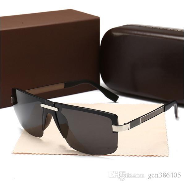 Fabricantes de venta directa para hombres gafas de sol polarizadas gafas de sol de alta definición 2018 gafas de sol de diseñador de moda para mujer clásicas