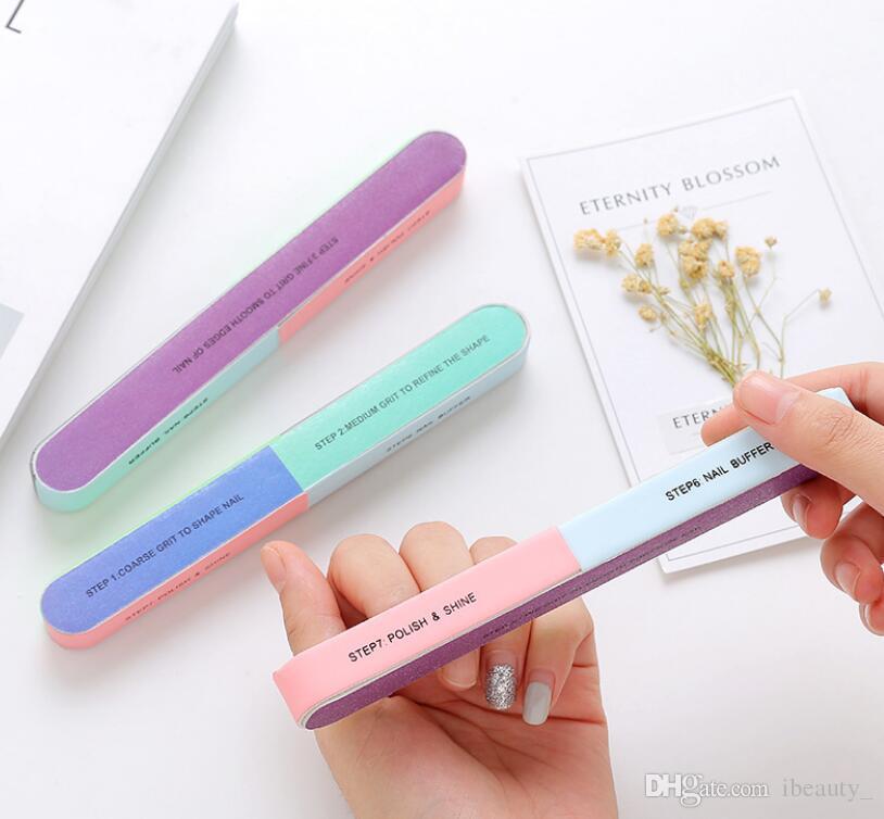 doppia levigatura Levigatrice per unghie colore lucido