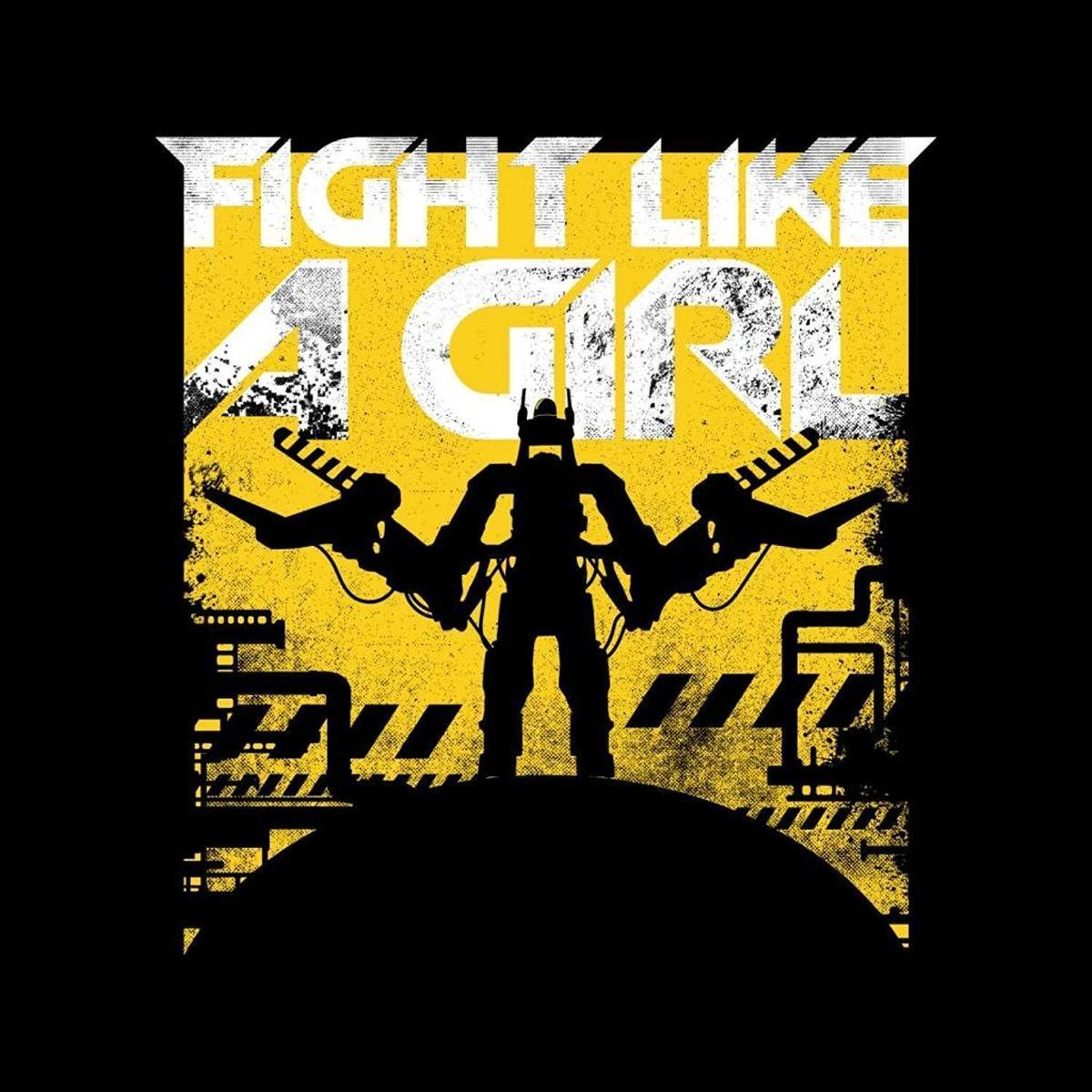 Hommes Fille Un T T-shirt T-shirt Puisselle Ripley Chargeur d'hommes comme Free Fight Chemise étrangère OOORFD