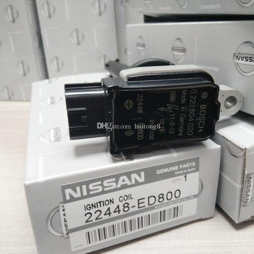 ASSY 22448 катушки зажигания автомобиля-ED800 для кубика Rogu Nissan Altima Sentra
