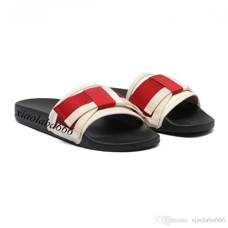 fashion mens and womens light Satin Slide with bow Flats slippers indoor outdoor causal flip flops size euro35-45