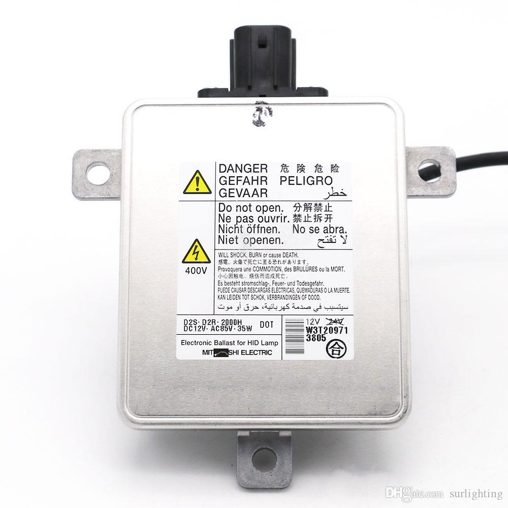 New! Genuine Mitsubishi/Acura Headlight HID D2S/D2R XENON Ballast With Igniter Part number : W3T20971