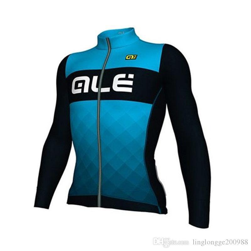 Sonbahar Bisiklet Giyim 2019 Bisiklet Jersey MTB bisiklet Uzun Kollu gömlek Ropa Ciclismo Mountaion Bisiklet Giyim yarış spor giymek