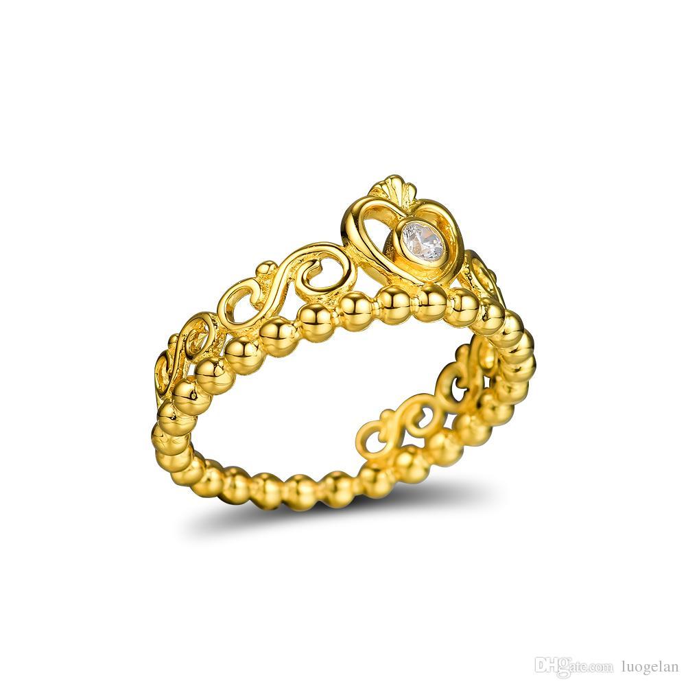 anello tiara pandora prezzo