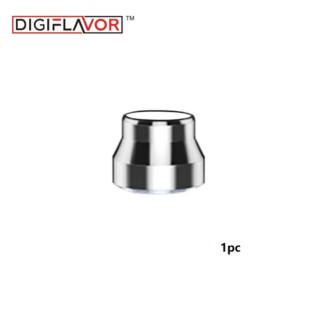 Tapa superior Digiflavor auténtica para Upen Kit 1 pieza / paquete Tapa superior de cigarrillo electrónico Accesorio Alta calidad Repuesto