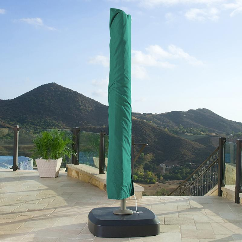 Sun Shade Umbrella Dust-proof Protect Umbrella Beach Cantilever Outdoor Cover Sun Cover Waterproof