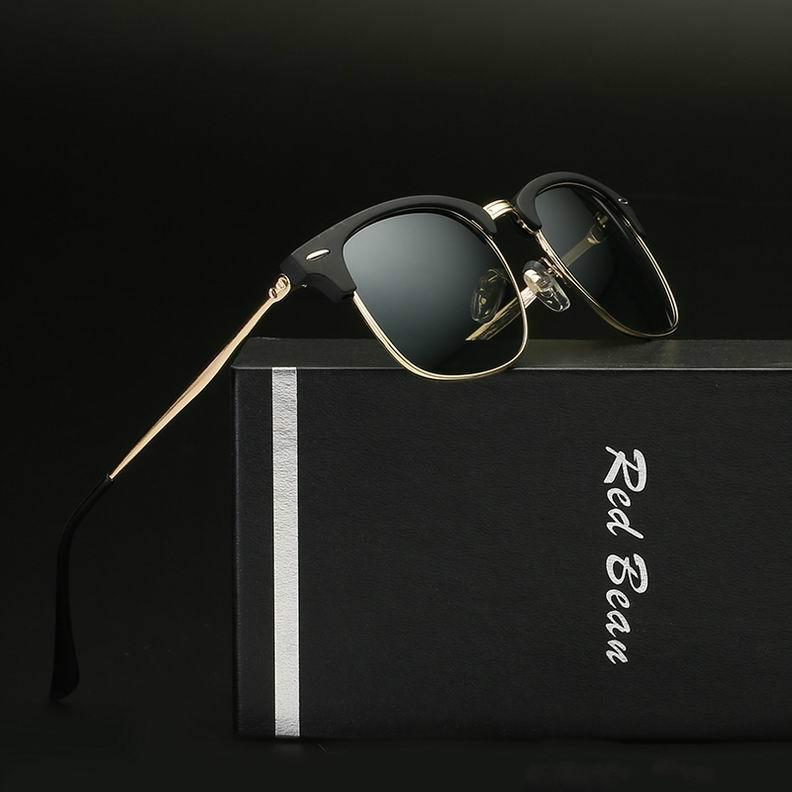 Moda Okulary Klubu Mężczyźni Kobiety Marka Designer Retro Eye Cat Vintage Pilot Okulary Okulary Odcienie dla Męskie Czerwone Lustro Oculos Soleil