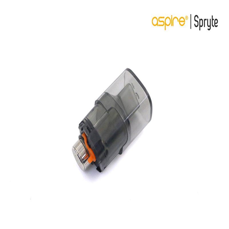 Новый Aspire Spryte pod standered 3.5 мл костюм для Spryte AIO kit vape pod регулируемое управление воздушным потоком