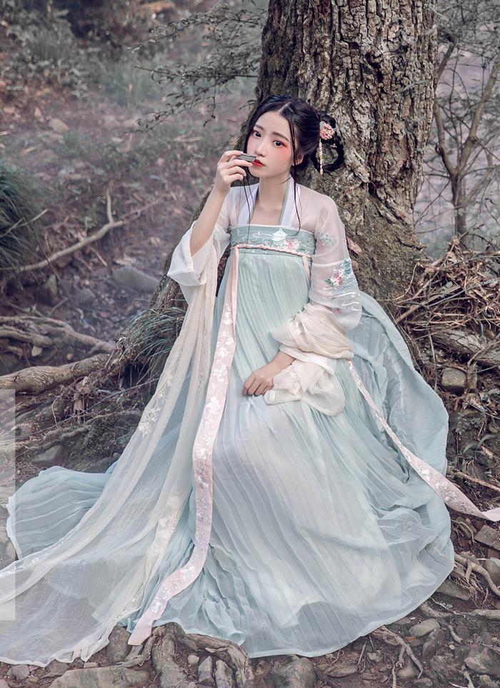 2018 yaz hanfu kadın çin elbise çin antik kostüm geleneksel hanfu kadın elbise kız tang takım elbise kostüm