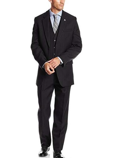 Tute Stacy uomo Adams Big alti di sole libero passaggio tre pezzi di un'occasione formale vestiti da matrimonio smoking G1