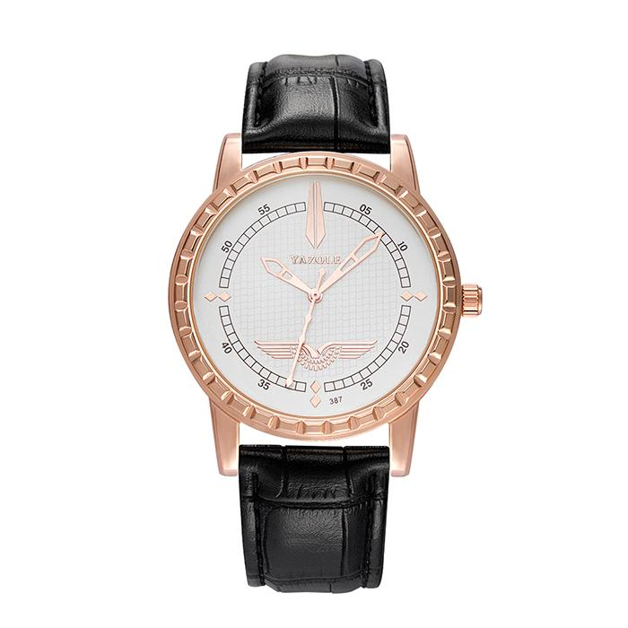 YAZOLE Fashion sports Quartz Watch Men Watches Top Brand Luxury Male Clock Business Mens waterproof WristWatch Hodinky Relogio Masculino