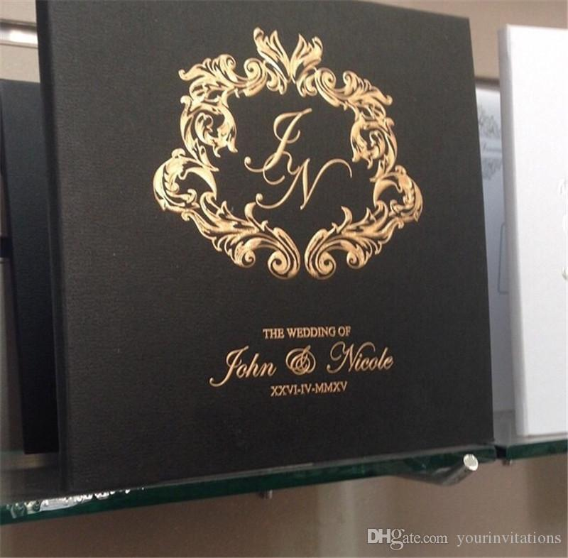 Custom Invitation Printing Service, Foil Stamp, Embossing ...