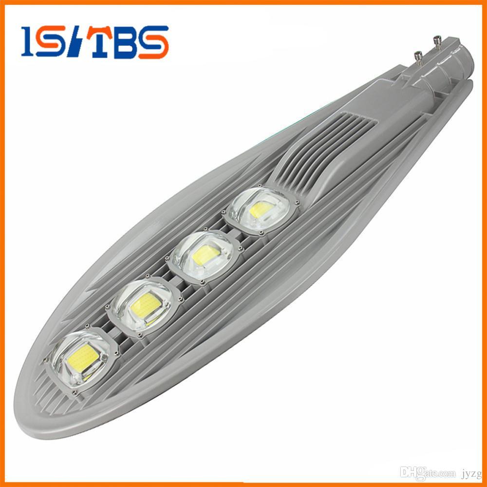 Led Sokak Işık Lambası 50 W 100 W 150 W 200 W Led Dış Aydınlatma Led Sokak Işık Bahçe Lambası AC 85-265 V Yüksek Güç Su Geçirmez