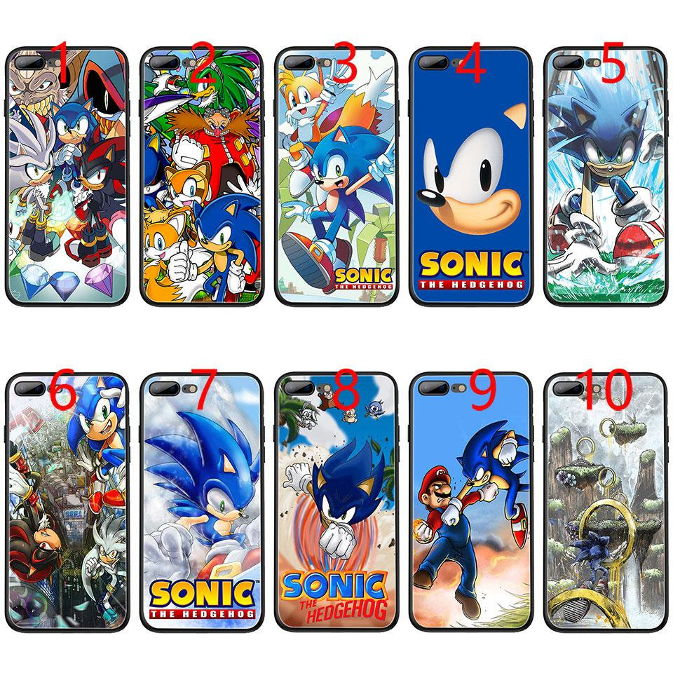 SONIC THE HEDGEHOG iphone case