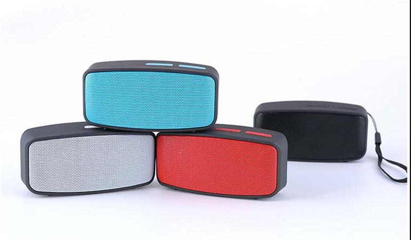 Factory Direct N10U Mini Bluetooth Stereo Portable Outdoor Mobile Computer Portable Speaker Card Subwoofer Bluetooth Audio DHL Free Shipping