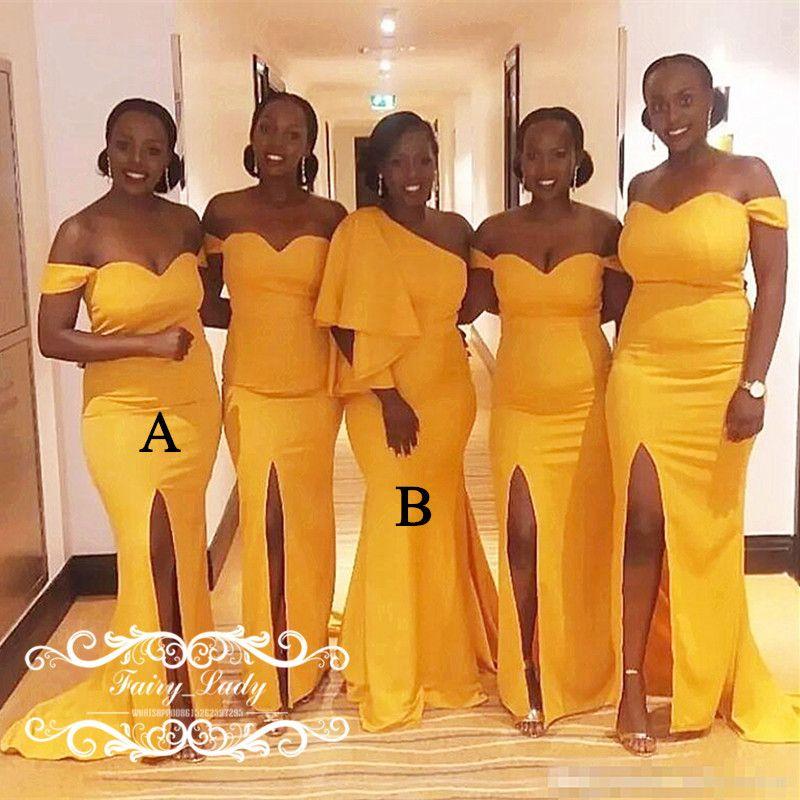 torcere Ricevitore Fai tutto con il mio potere  maid of honor yellow dresses - 54% OFF - tajpalace.net