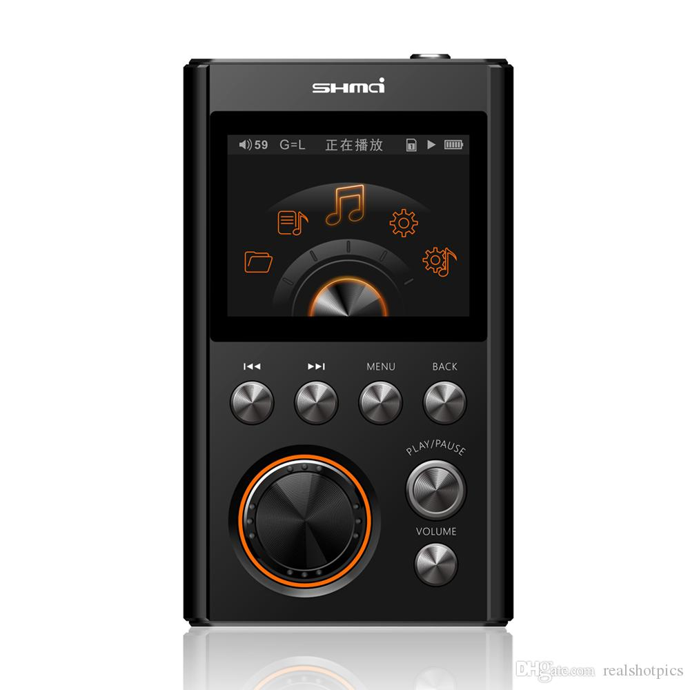 Professional HIFI Lossless stereo MP3 Music Player DSD 64 256 Flac Mini Sport Running Digital Audio 24Bit 192Khz DAC Car Player TF expandabl