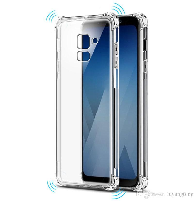 / Étui Anti Choc Pour Samsung Galaxy A8 2018 TPU Housse Souple A8 Plus Coque GalaxyS9 Plus Couverture S9 Fonds Proposé Par Luyangtong, 2,93 €   ...