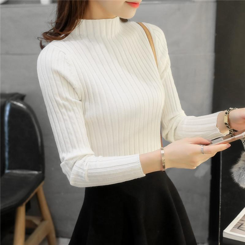 Cheap wholesale 2018 new autumn winter Hot selling women's fashion casual warm nice Sweater Y95