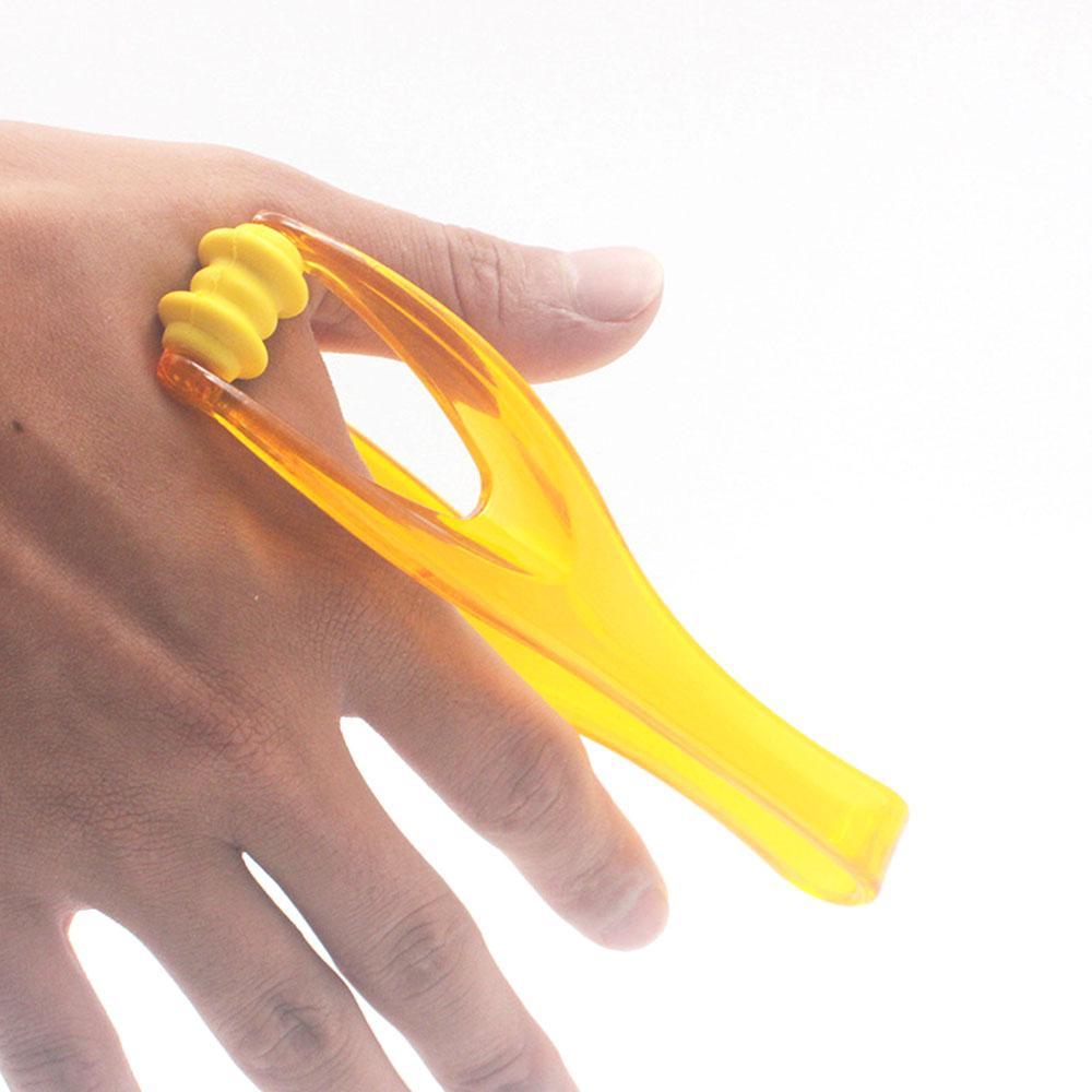Палец массажер прочность тренер 1 шт. сопротивление группы Руки сцепление наручные игрушки палец Расширитель для взрослых фитнес-оборудование новое прибытие