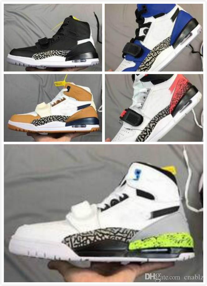 Mens Don C x J Legacy 312 Elephant Print OG Good Quality Men 312 Rookie of the Year casual shoes 7-12