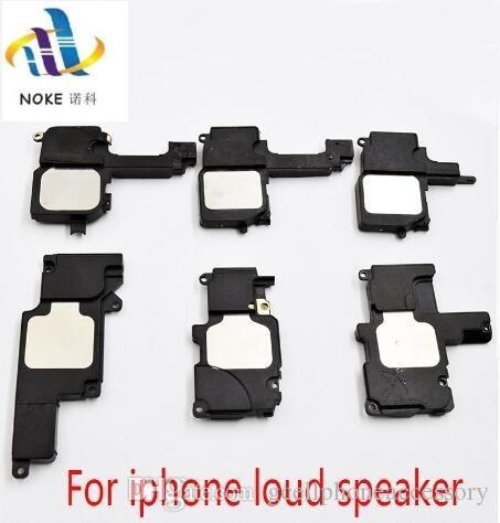 Novo fone de ouvido da orelha speaker sound receiver cabo flex para iphone 5 5s se 5c 6 6 s 7 8 plus substituição de peças de reparo