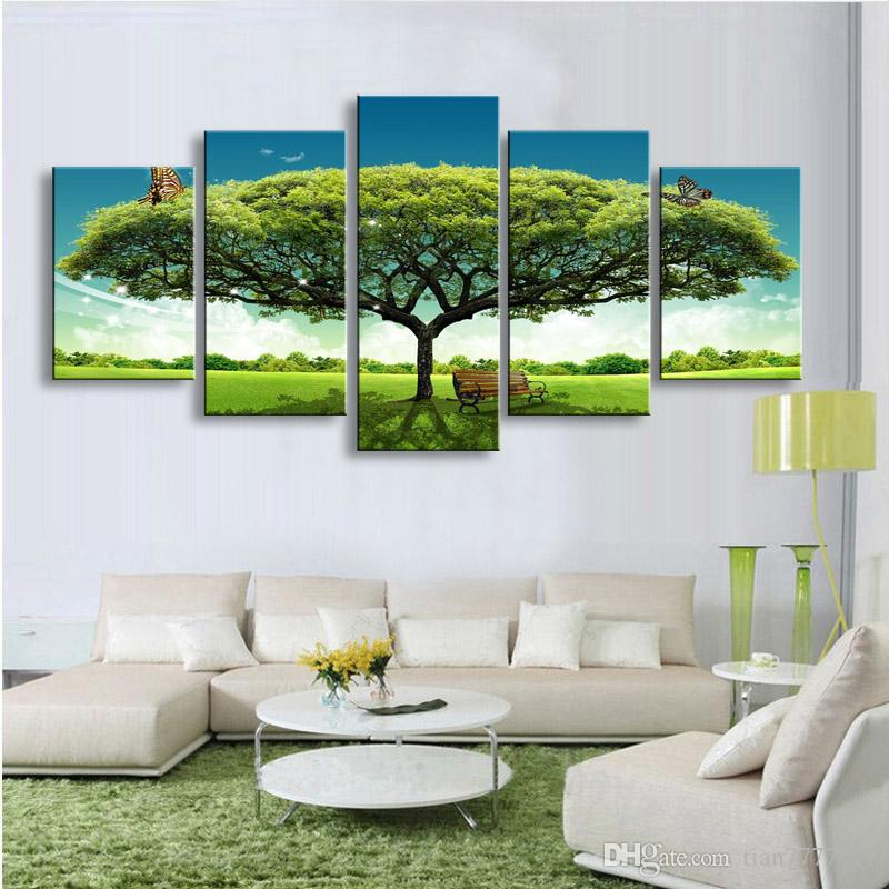 Bedroom Wall Art Painting Images