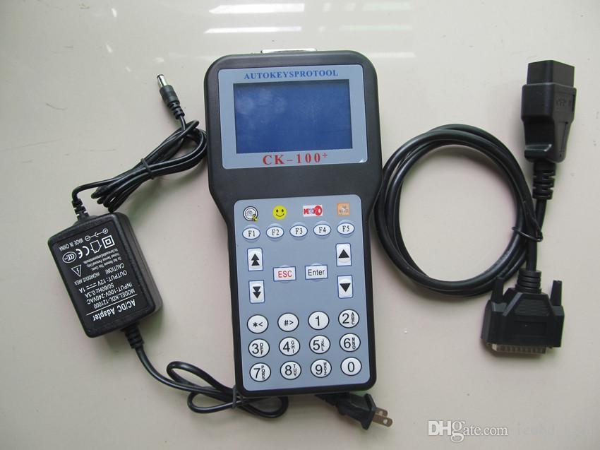 programmeurs principaux CK100 + outils de programmation de clé automatique SBB V99.99 Silca SBB La dernière génération CK 100 Multilanguage