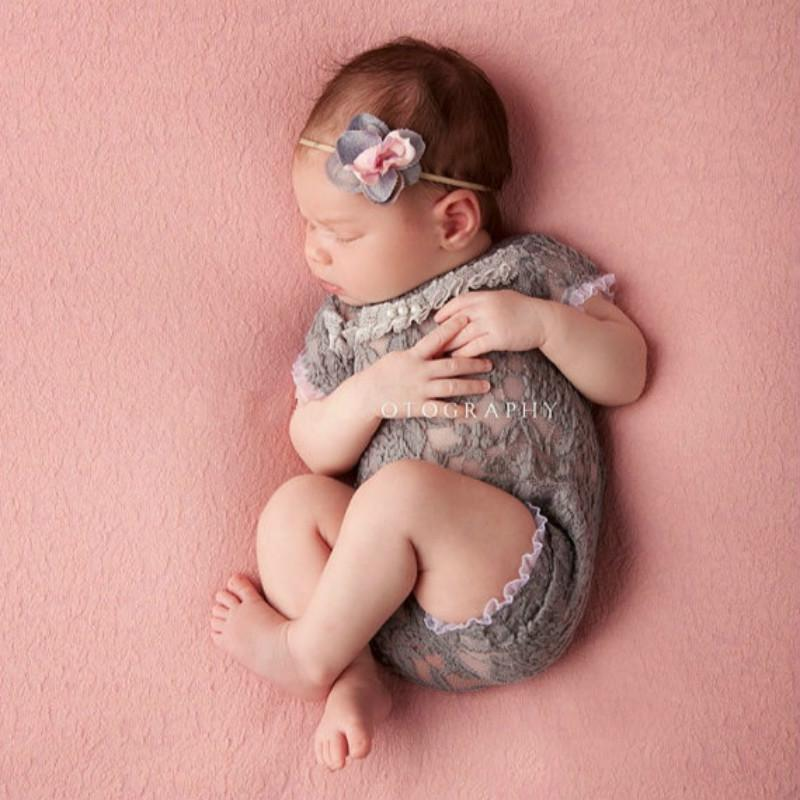 Newborn Baby Lace Cloth Wrap Outfit Photo Photography Prop High Quality