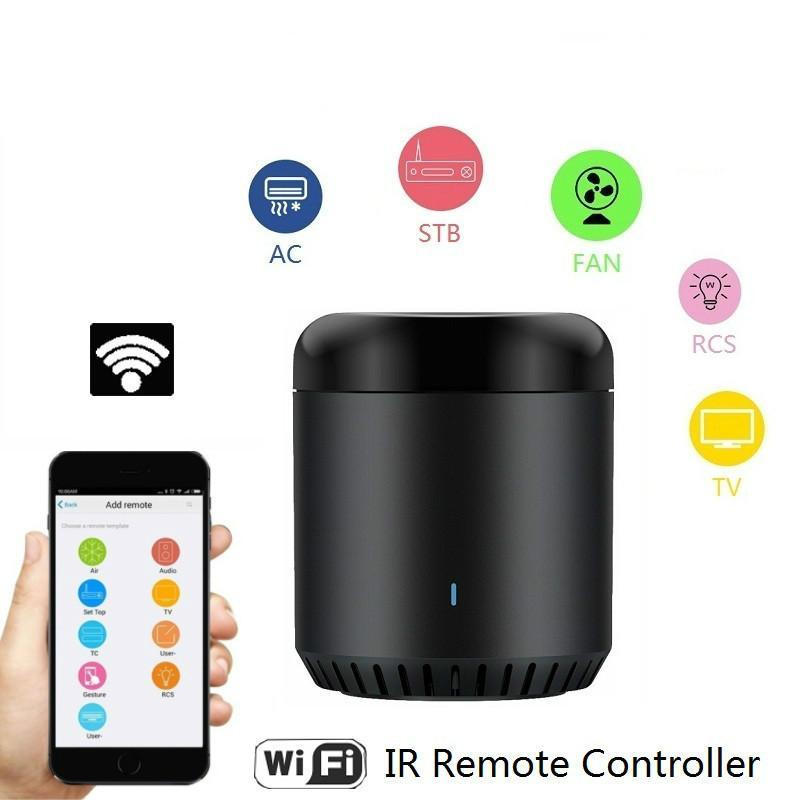 SOVO جديد الأصل Broadlink RM Mini3 العالمي ذكي واي فاي / IR / 4G اللاسلكية النائية تحكم عن طريق الهاتف أتمتة المنزل الذكي