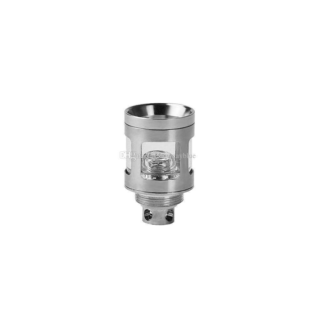 Longmada Substituição Da Bobina de Aquecimento para Glowcore Vape Quarta Tanque Atomizador Starter Kit Cigarro Elétrico Vaporizador de Cera de Vapor Fumar