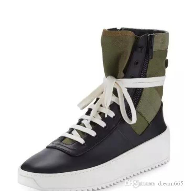 New Arrived Fear Of God Shoes Jungle