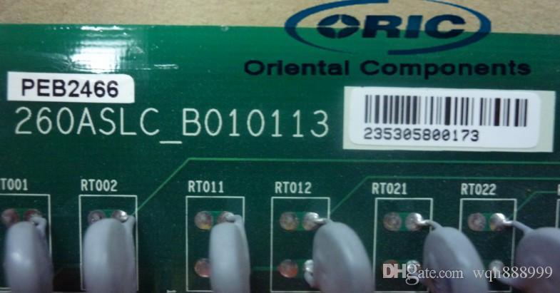 100% funktionierend für (ZTE zxj10 MON) (ZTE ASLC 260ASLC_B10113 PEB2466 ZXJ10 ASLC-INF) (ZTE RFIM 3586300340 ZXC10-RFIM 01080) (ZTE CDSU)