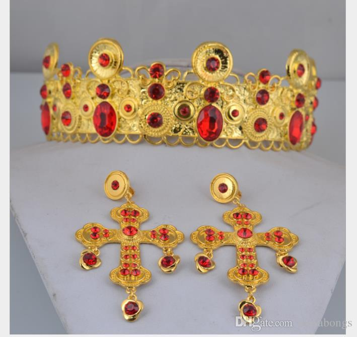 Свадебные украшения, драгоценные камни из европейского барочного сплава, императорская корона, свадебные аксессуары
