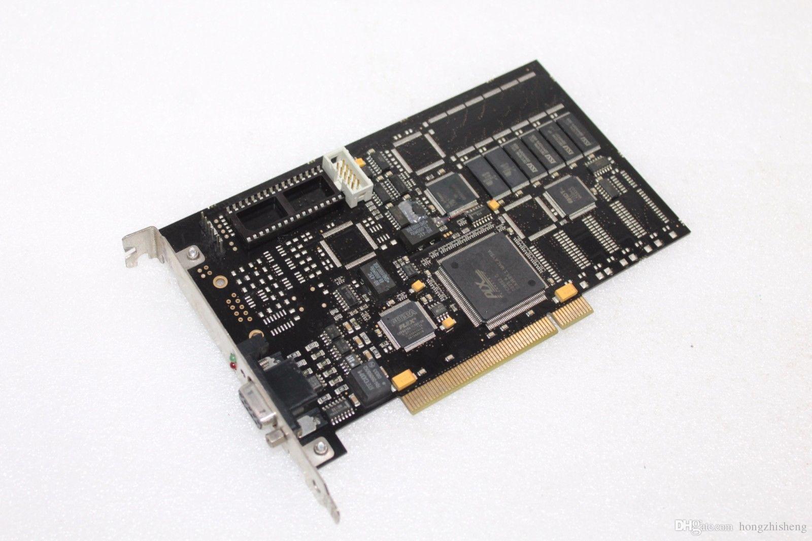 Промышленное оборудование доска БЕКХОФФ FC3101 FC3101_4 слота PCI Profibus с карты