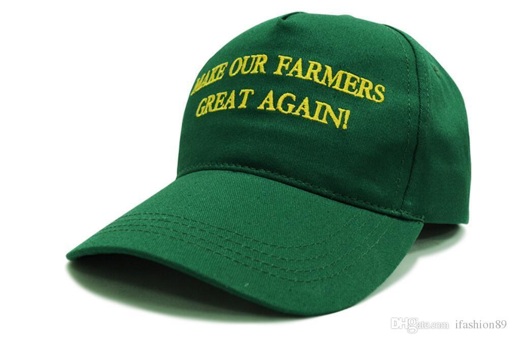 Новое Прибытие Зеленый Сделать Америку Великой Снова Шляпа Дональд Трамп Республиканских Snapback Спортивные Шапки Бейсболки для Мужская Женская Мода Cap