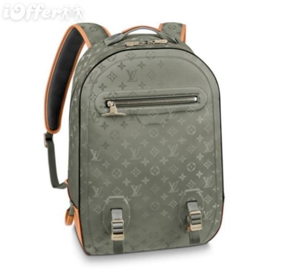 M43881 Men Titanium Canvas Backpack Satchel Purse Bag Backpack Duffle Bags Lifestyle Luggage Canada 2020 From Inshoip669 Cad 200 39 Dhgate Canada
