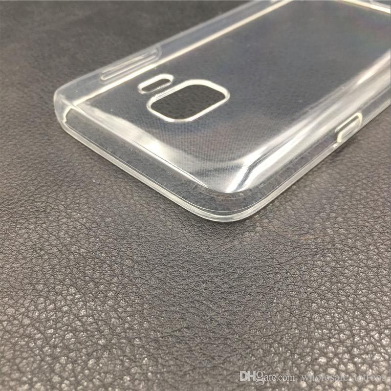 0.8MM Transparent Case Pour NOKIA 3 5 6 2 8 7 9 8 Sirocco 3310 4G TPU Clear Couverture souple Ultra Mince Silicone Funda Slim Coque