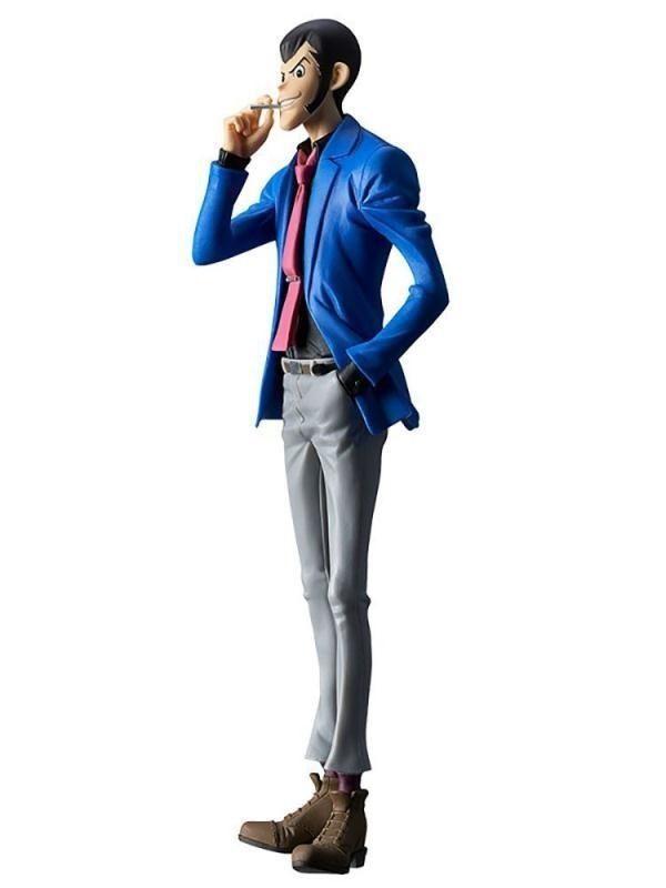 MSP Lupin III Rupan Sansei Zeichentrickfilm Jigen Daisuke Figur 260mm