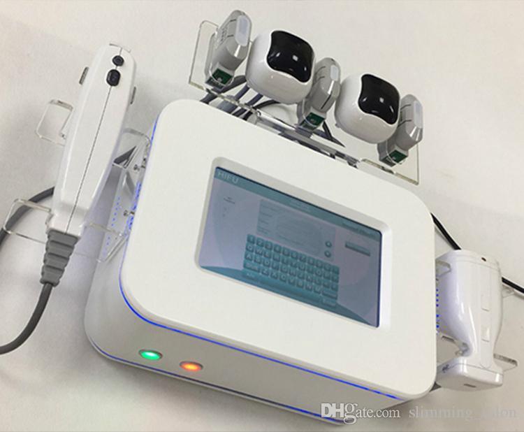 Thid Generaiion !!! Hifu Focada Ultrasonido Liposonix Máquina de Queimar Gordura Hifu Remoção de Rugas Anti-envelhecimento Facial Beleza Equipamentos CE / DHL