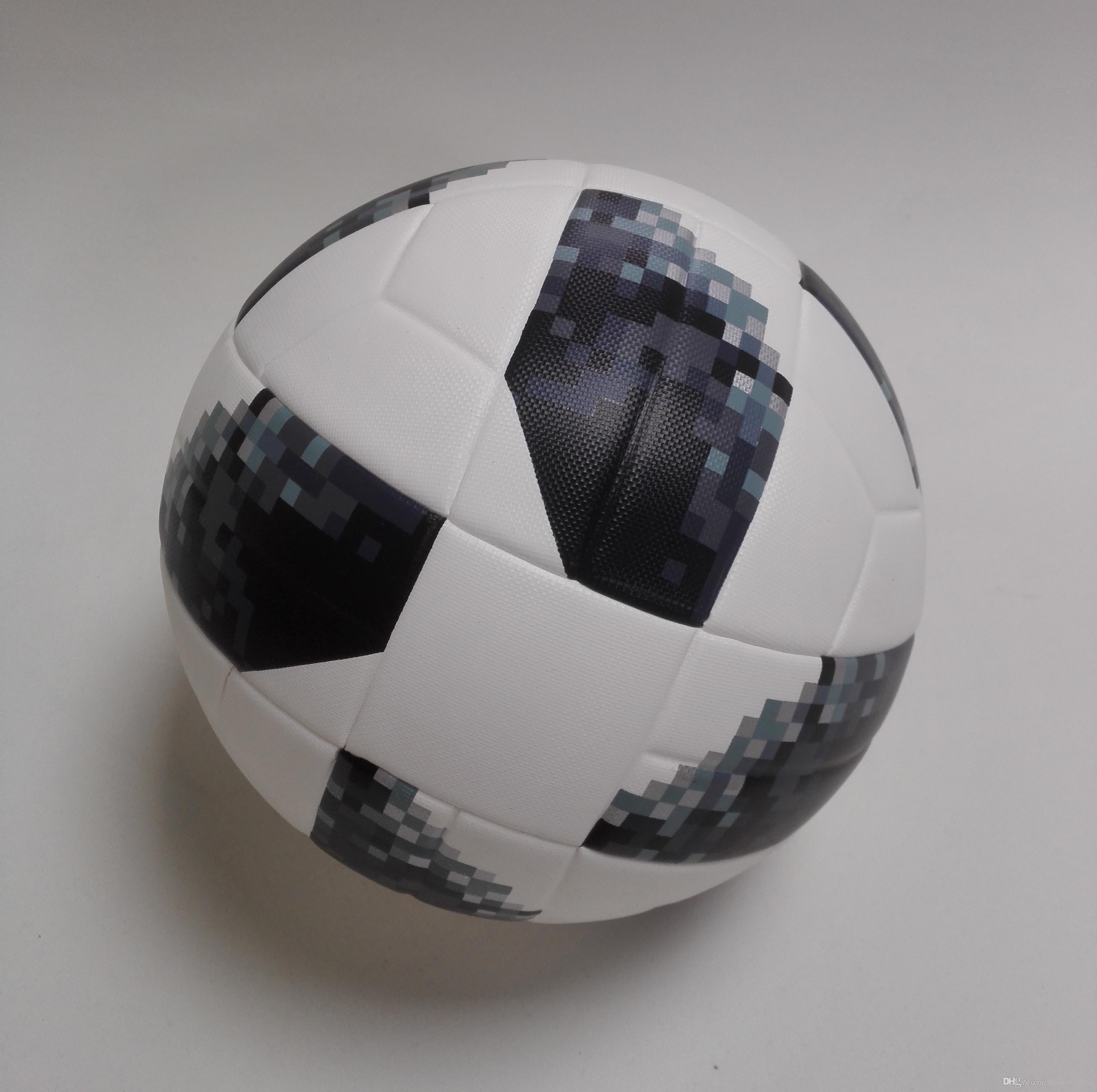 Grosshandel 2018 Fifa Design Fussball Fussball Mit Tpu Leder Grosse 5 420g Stoff Blase Wie Beruhmte Marke Von Sunflowerbag 4 78 Auf De Dhgate Com