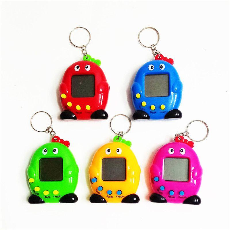 Penguin Electronic Pets Toys Retro Games Machine toys Nostalgic Virtual Cyber Digital Pet Tamagotchi Tumbler Toys