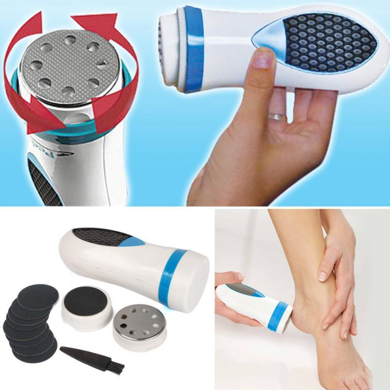 High Quality Pedi Skin Peeling Device Electric Grinding Foot Care Pro Pedicure Tools Kit Foot File Hard Skin Callus Remover