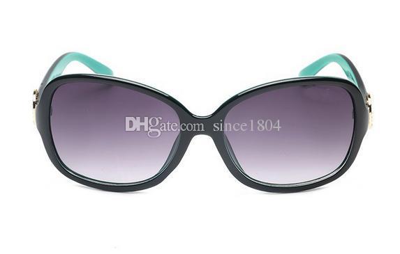 Новая мода тенденция солнцезащитные очки 8016 женщин солнцезащитные очки Круглые очки
