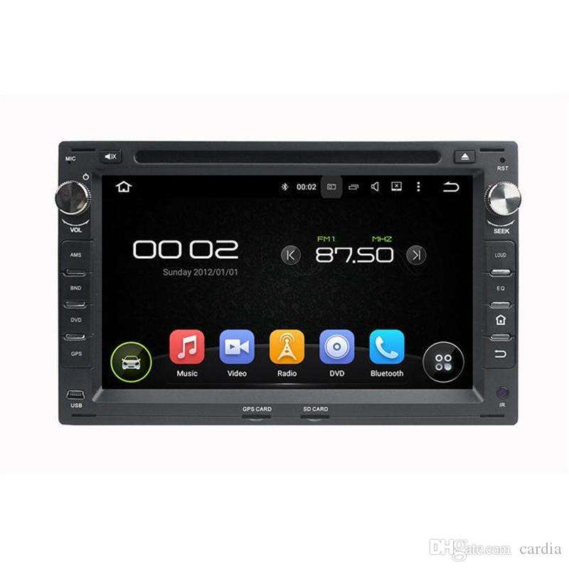 Car DVD player for Volkswagen Passat B5 Golf 4 7inch Andriod 8.0 with GPS,Steering Wheel Control,Bluetooth,Radio